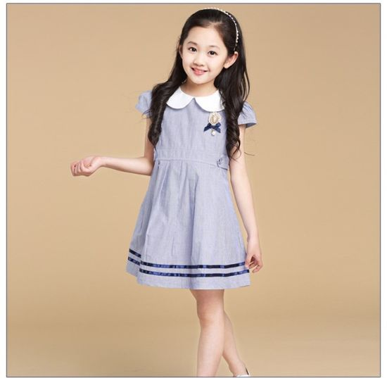 And live Simplicity  China Designer One Piece Kids Clothes Online Golden Luxury Lace Embroidery  Summer Frock Designs Girl, Children's Apparel from China on  TopChinaSupplier.com