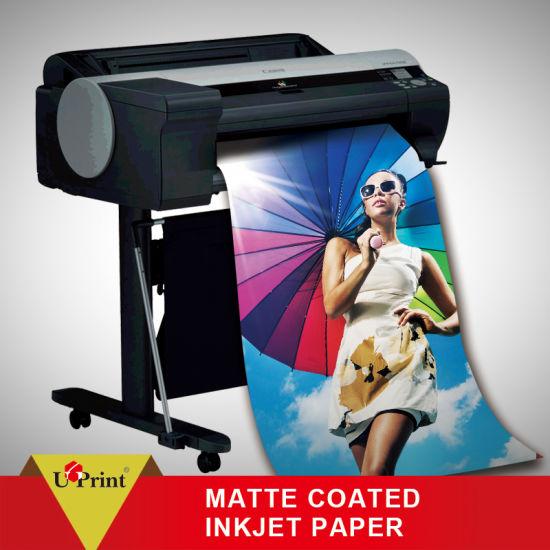 China Factory Supply Inkjet High Glossy Matte Photo Paper