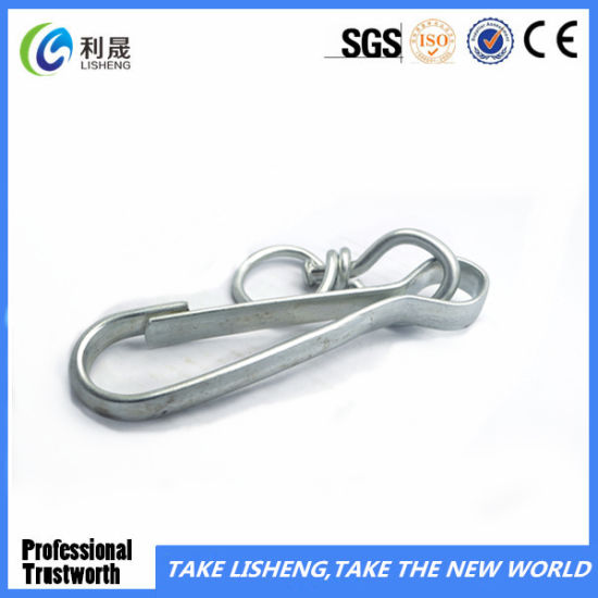 China Galvanized Simplex Snap Hook pictures & photos