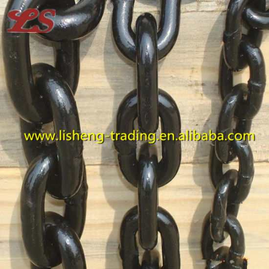 China High Tensile G100 Link Chains for Ship