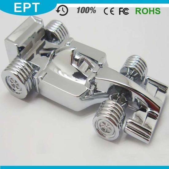 China Metal F1 Racing Car Shape USB Flash Drive