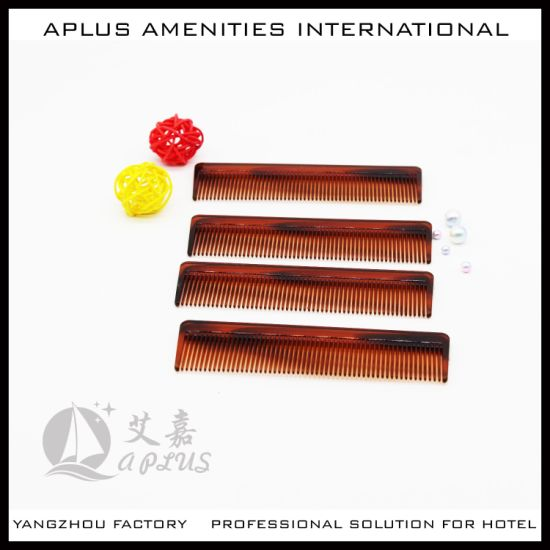 China New Good Quality Brown Hotel Comb
