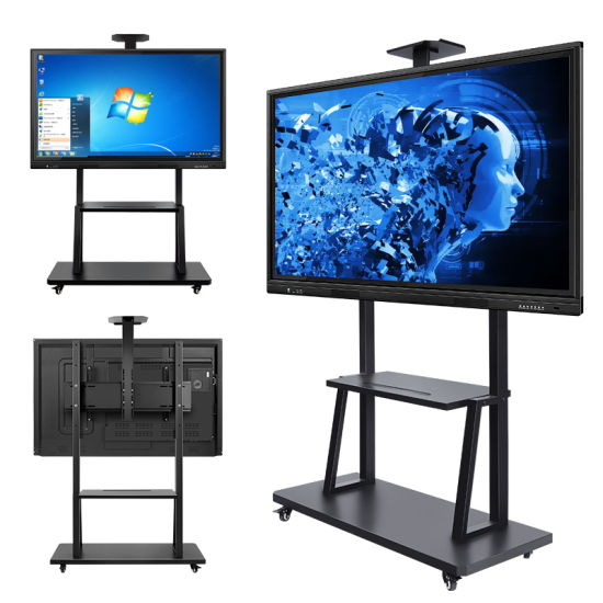 China All in One 55 65 75 86 96 Inch Interactive Touch Screen Smart Electronic Whiteboard pictures & photos