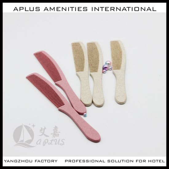 China Aplus Excellent Quality Wholesale Hotel Comb pictures & photos