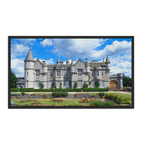 China Wall Mounted Digital Signage 1080P Advertising Display pictures & photos