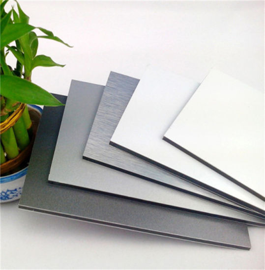 China 3mm*0.20mm Aluminum Composite Panel ACP