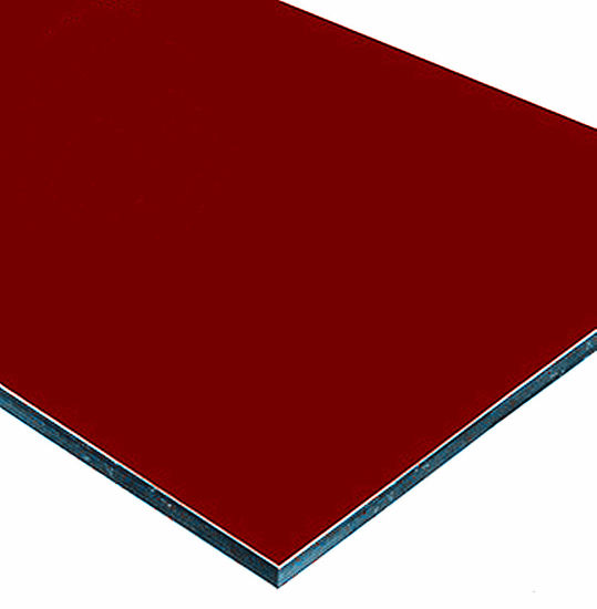 China 3mm Sandwich Board Fireproof Composite Panel ACP