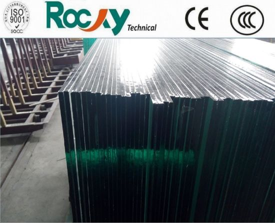 China 6.38mm Transparent Safety Laminated Glass USD 6.75 M2 with CE Certificate pictures & photos
