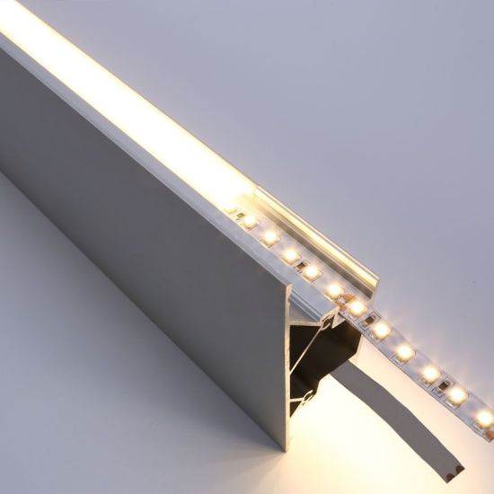 China Alu4083 Surafce Recessed Walll LED Profile pictures & photos