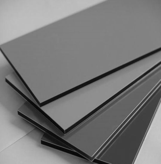 China Factory PVDF Aluminum Composite Panel for Hotel Decotation