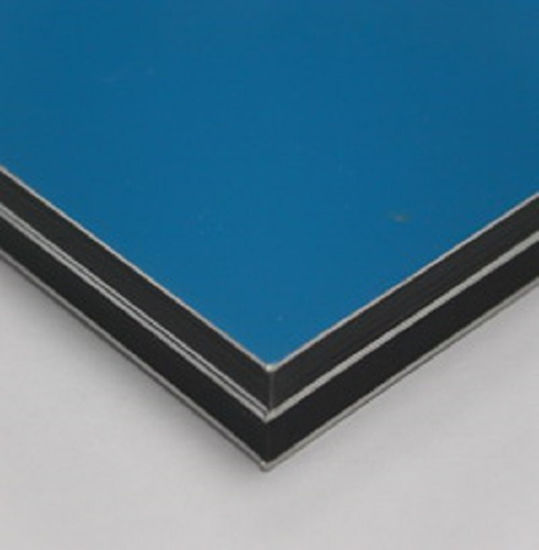 China Colorful Aluminium Composite Panel with PE PVDF Coating pictures & photos