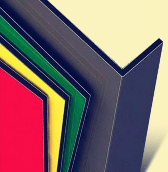 China Colour Aluminium Composite Panel with Excellent PVDF Coating pictures & photos