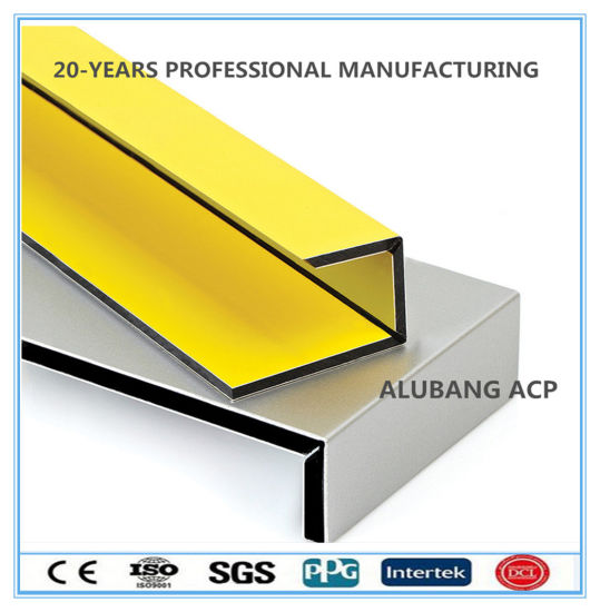 China Decoration Material &Building Material Aluminum Composite Panel