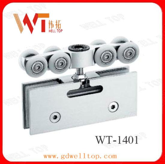 China Glass Door Wheel pictures & photos