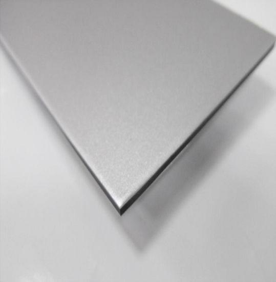 China Mirror Aluminum Composite Panel ACP Factory