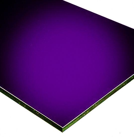 China Metallic PVDF Coating Aluminum Composite Panel for Exterior Curtain Wall