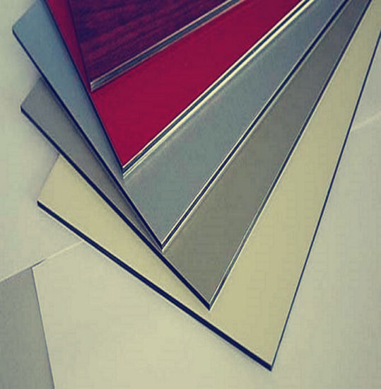 China PE Coating Light Weight Aluminium Composite Panel in China pictures & photos