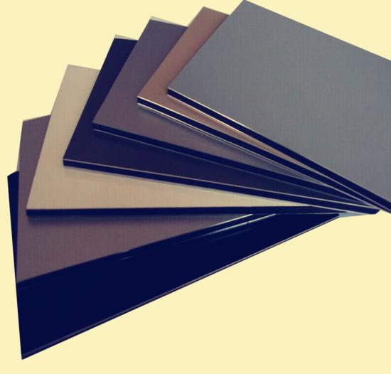 China PVDF PE ACP Sheet ACP Sandwich Panel Aluminum Composite Panel