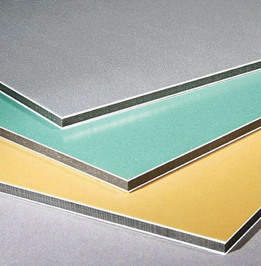 China PVDF PE Coating Aluminum Composite Panel A2 Fire Resistant Panel ACP ACP Sheet