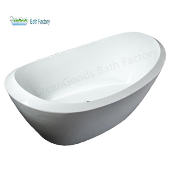 China Bath Factory Hot Tub Bowl Small Bathtub 120 حوض الاستحمام بالجملة على Topchinasupplier Com