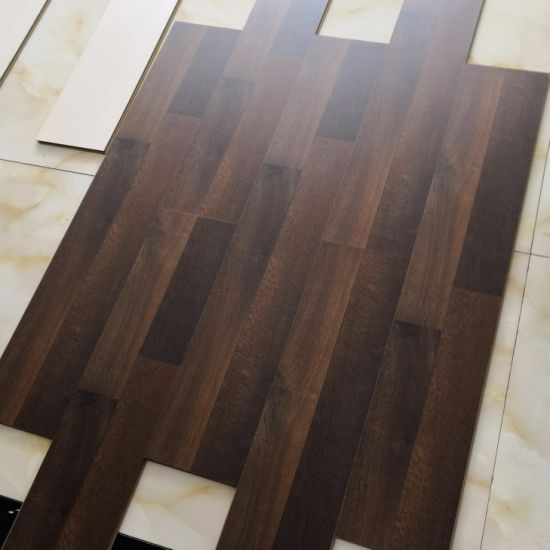 China Wooden Floor 7mm 8mm 10mm 11mm 12mm Emboss MDF HDF Class31 Chinese Wood Laminate Floor Lamianted Flooring