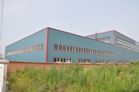 China Steel Warehouse Construction Construction Design Steel Structure Warehouse