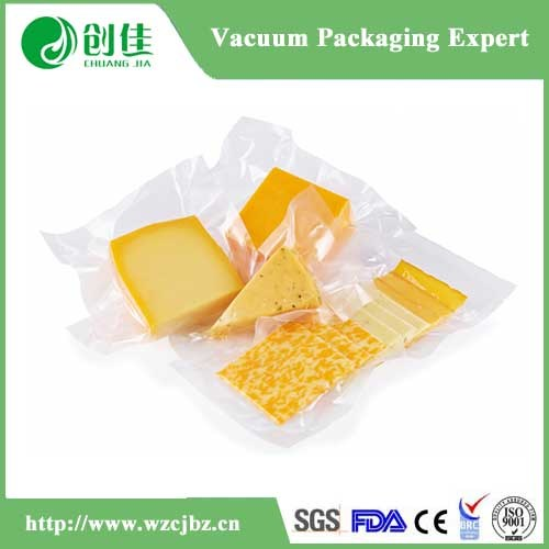 China PA PE 7 Layer Coextrusion Vacuum Bag for Food