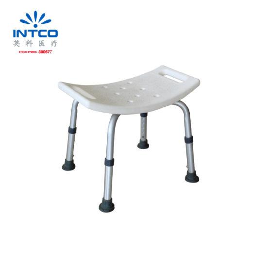 كرسي استحمام قابل للتعديل من الألمنيوم الصين لكبار السن المعاقين كرسي متحرك من الصين على Topchinasupplier Com