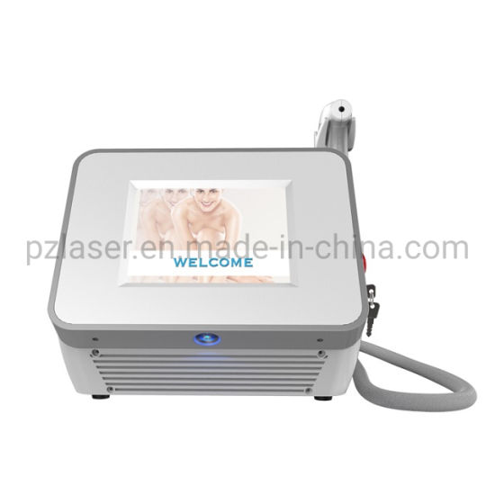 China Permanent Hair Removal 2019 Portable 808 Diode Laser Hair