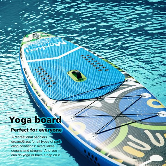 China Stable PVC EVA inflatable Stup Paddle Board