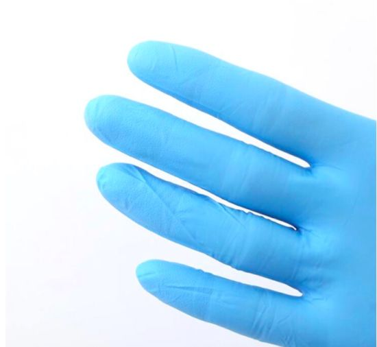 China Disposable Nitrile Gloves ndi Ce FDA zithunzi & zithunzi