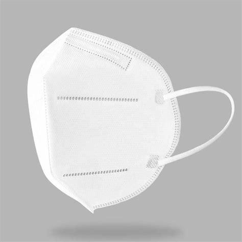 China KN95 Mask Against Virus Bacteria for Adult Use Single Use Only