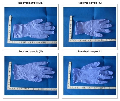 China Rubber Gloves maka Medical Iji Medical echebe Equipment maka n'aka foto & foto