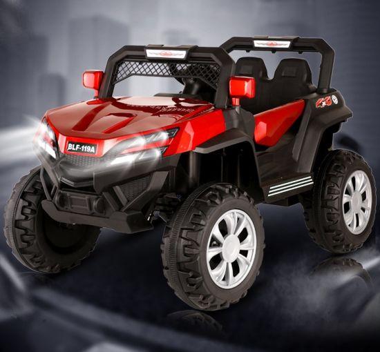 China Wholesale 4 Motors Electric Children Cars for Kids Motor Cars Best Gifts for Children Kids Toy Car