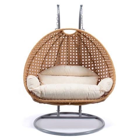 花园休闲圆形吊椅花园椅户外家具天井秋千